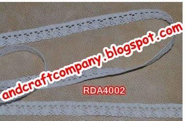 Renda Rajut 1 jual renda and s crafts