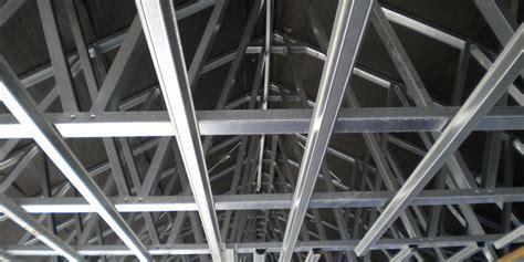 Steel Ceiling Battens by Steel Framing Trusses Wall Frames Joists Battens