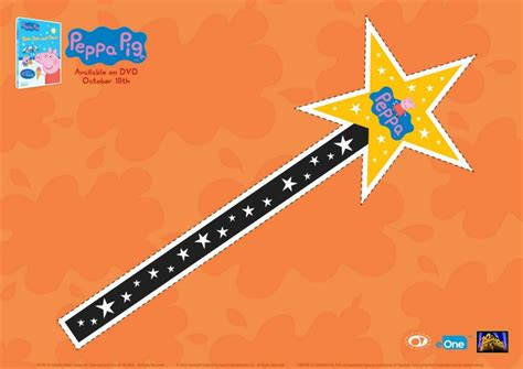 0960110034 Peppa Pig Magic Wand peppa pig magic wand craft likes this