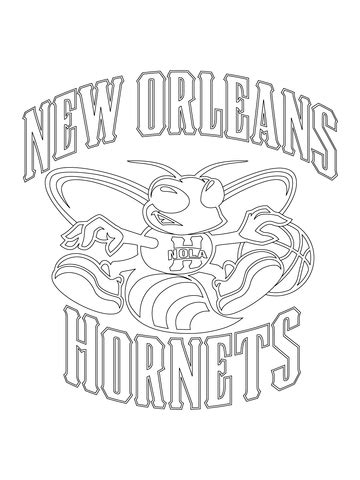 printable version logo nba and nfl teams logos coloring pages to see version of