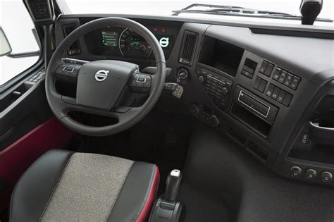 Volvo Truck Interior by The Interior Of The New Volvo Fmx Volvo Trucks