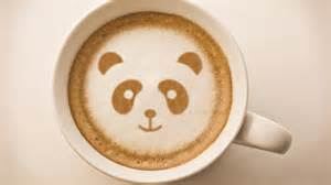 Panda Latte Art Computer Wallpapers, Desktop Backgrounds   2560x1440   ID:524526