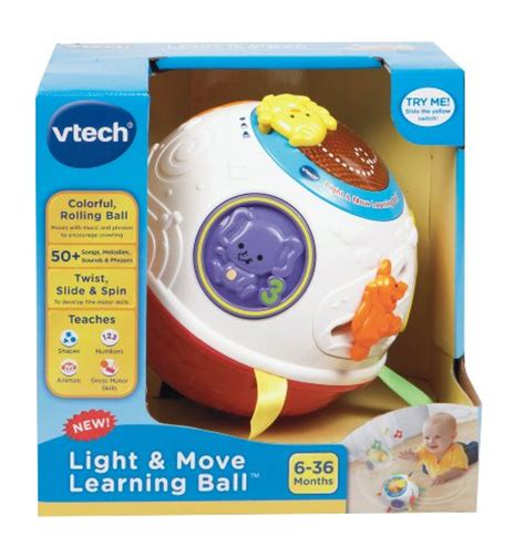 Learn Light by Vtech Light And Move Learning 11street