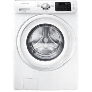 home depot samsung washer samsung 4 2 cu ft high efficiency front load washer in