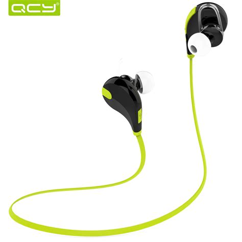 Mini Sport Qy7 Bluetooth Earphone With Mic qcy sets qy7 sports wireless bluetooth 4 1 edr headphones stereo earphones headset with mic