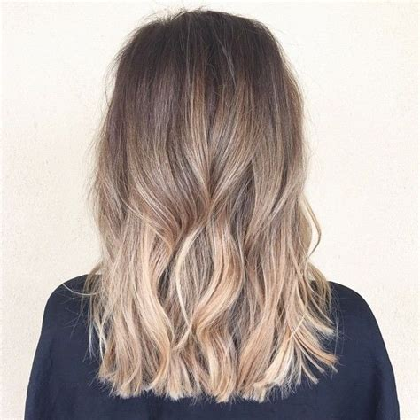 how to do an ombre with medium length hair best 25 shoulder length ombre hair ideas on pinterest