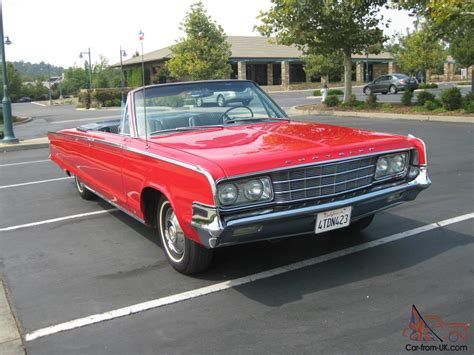 Chrysler Newport Convertible by Chrysler Newport Convertible
