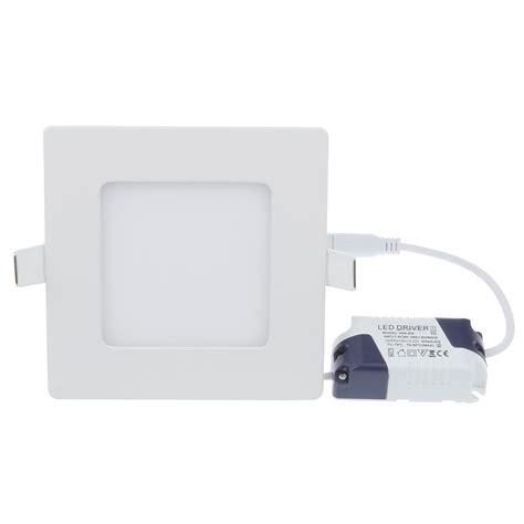 Led Panel Light Bulat 3w Downlight Komplit Miyalux jual lu led panel downlight kotak bulat tanam 3 watt ber garansi lanjar jaya