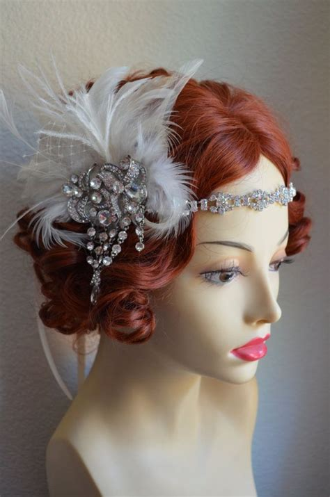 how to make a 1920s hairpiece 93 best gatsby costume ideas images on pinterest