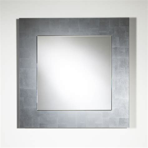 Square Silver basic silver square deknudt mirrors
