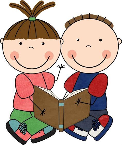free childrens clipart free clip children reading books clipart panda