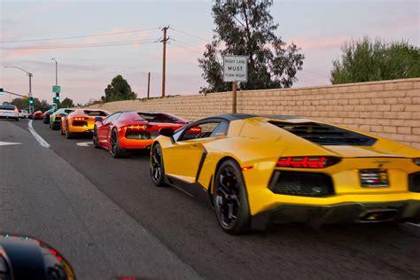 Lamborghini Nb Lamborghini Newport Vip 700 Club Gathering