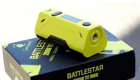 Authentic Battlestar Rdta Black By Smoant Ivs1493 looking at the new authentic smoant battlestar 200w tc box mod