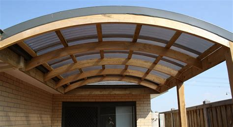 How To Make A Curved Ceiling by Curved Roof Truss