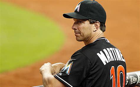tino martinez marlins hitting coach tino martinez resigns amid abuse