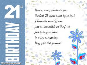 21st birthday cards 21st birthday wishes messages and 21st birthday card
