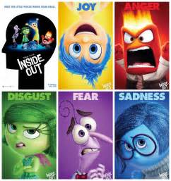 pics of inside out characters inside out character posters and more upcoming pixar