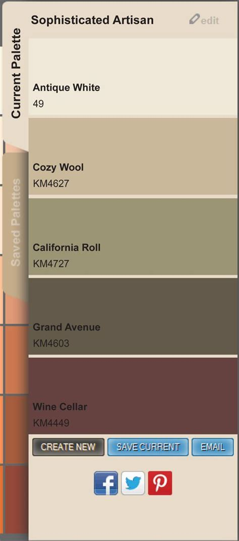 sophisticated colors best 25 exterior color palette ideas on pinterest
