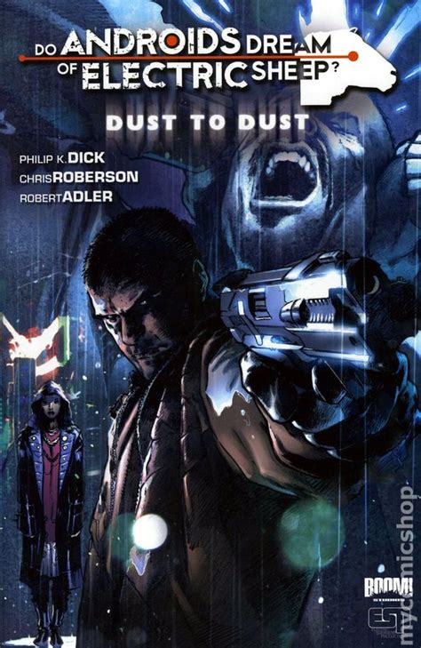 do androids do androids of electric sheep dust to dust tpb 2010 boom studios comic books
