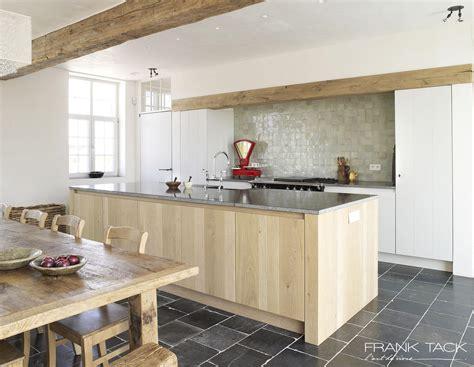warme landelijke keuken frank tack keukens leefkeukens landelijk sober