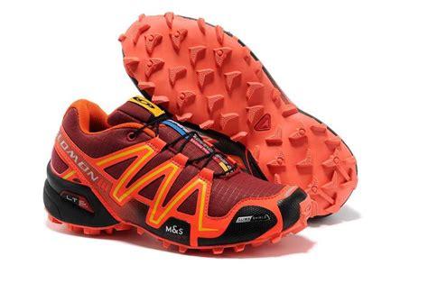 running shoes for hiking new salomon speedcross 3 trail running hiking shoe 150
