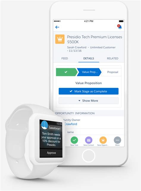 mobile sales mobile crm software run your business from your phone