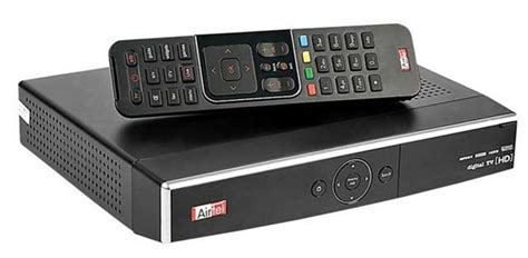 Set Box Tv Digital airtel launches made in india set top boxes to join govt s make in india initiative