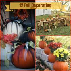 Fall outdoor decorating with diy painted shutter hoosierhomemade