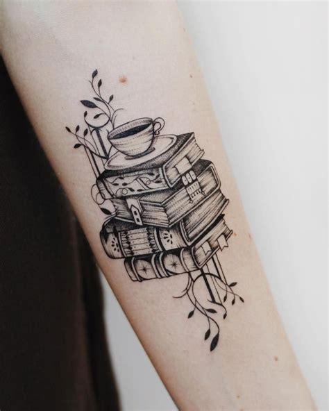 tattoos of books designs awe inspiring book tattoos for literature kickass