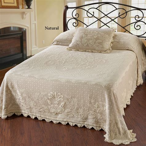 what is a matelasse coverlet abigail adams woven matelasse bedspread bedding