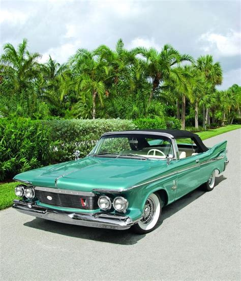 chrysler convertible cars imperial independence 1955 1963 chrysler imperial
