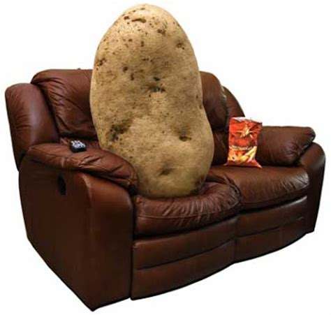 how not to be a couch potato exercising my rights and my lefts