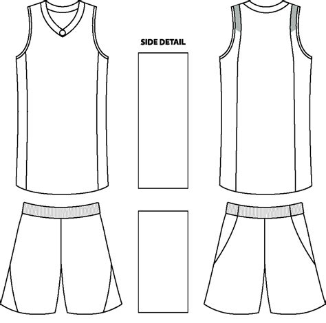 basketball c template blank basketball jersey clipart clipartxtras