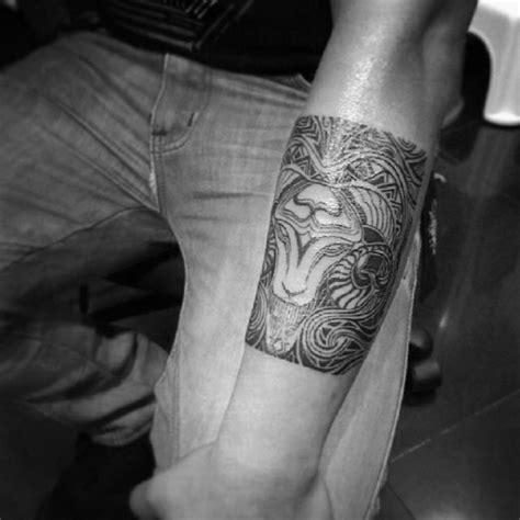 creative tattoos for men 50 forearm band tattoos for masculine design ideas