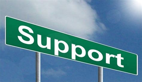 blogger support for the new year get support and be supportive