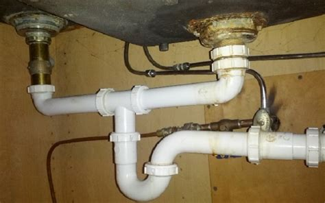 replacing kitchen sink pipes brothers repipe