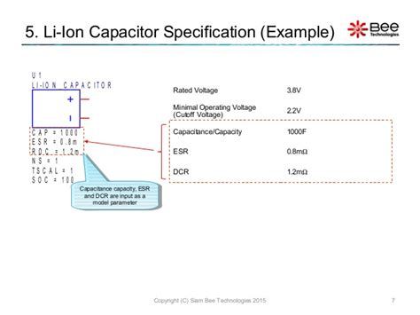 capacitor specifications wiki pspice capacitor esr 28 images li ion capacitor model simplified model pspice version wcap