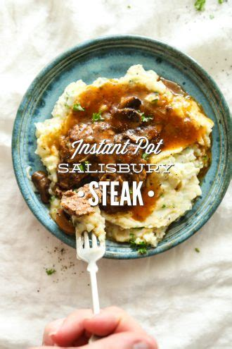 instant pot salisbury steak and recipes archives page 7 of 29 live simply