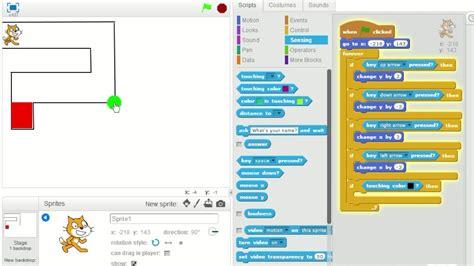 tutorial youtube scratch scratch maze tutorial scratch tutorials ep 1 youtube