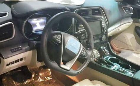 nissan maxima 2016 interior nissan pathfinder redesign schedule html autos post