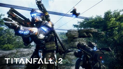 Titan Fall 2 Pc titanfall 2 live gameplay trailer shows the fast paced
