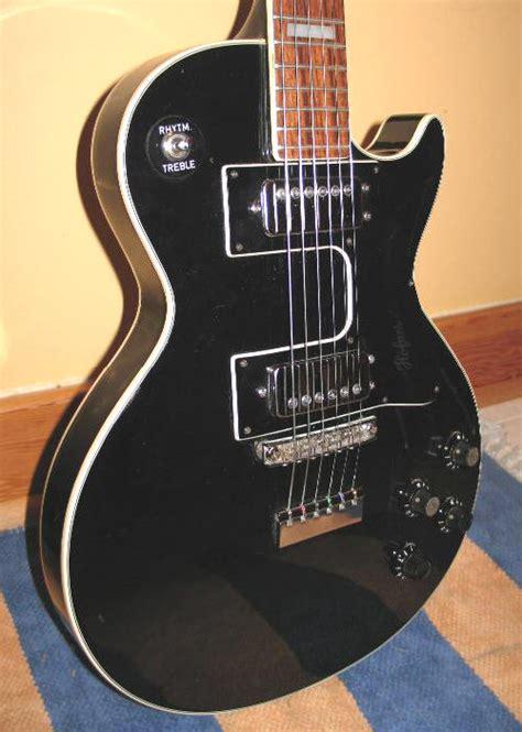 debies hofner  solid guitar