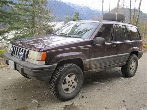 jeep zj wheels 1994 jeep grand zj bb lift 2 quot wheel spacers 31s