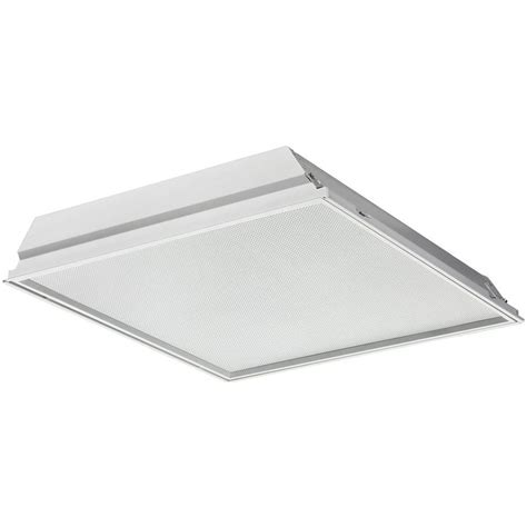 lithonia lighting gtled2 38 watt matte white integrated