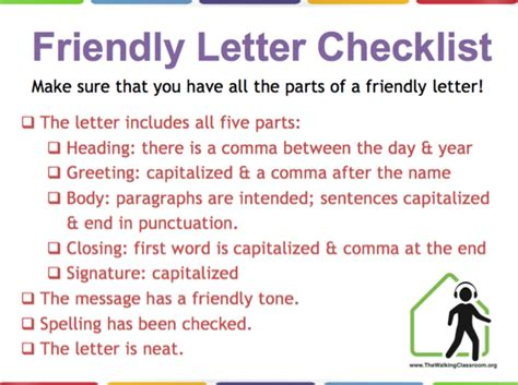 Thank You Letter Lesson Plan friendly letter lesson plan help your students learn the