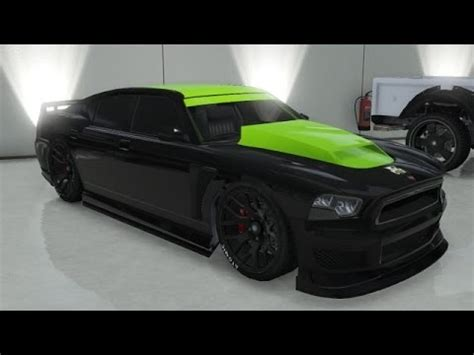 gta 5 online ps3 secret car franklin's buffalo hd 720p