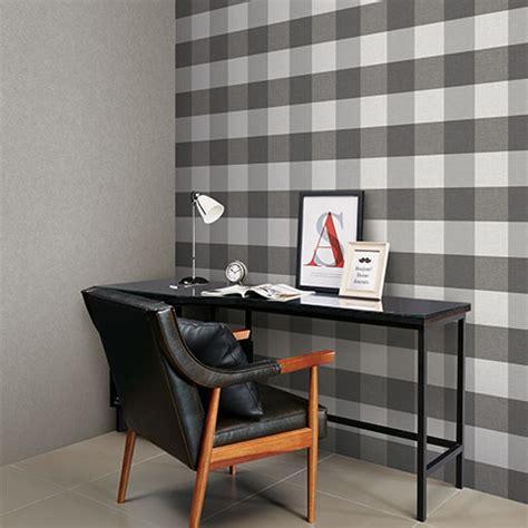 motif wallpaper dinding ruang kerja desain wallpaper
