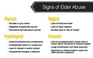 Signs of elder abuse townes and woods pc