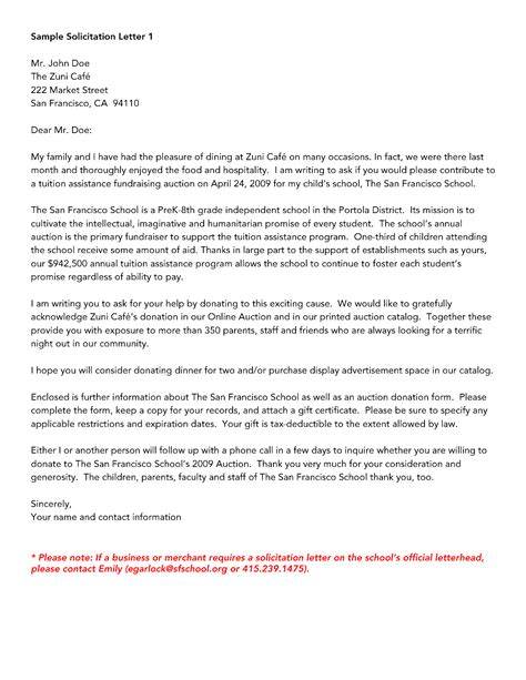 Letter Requesting Financial Support From Employer How To Write A Letter Requesting Sponsorship For Tuition Assistance Howsto Co