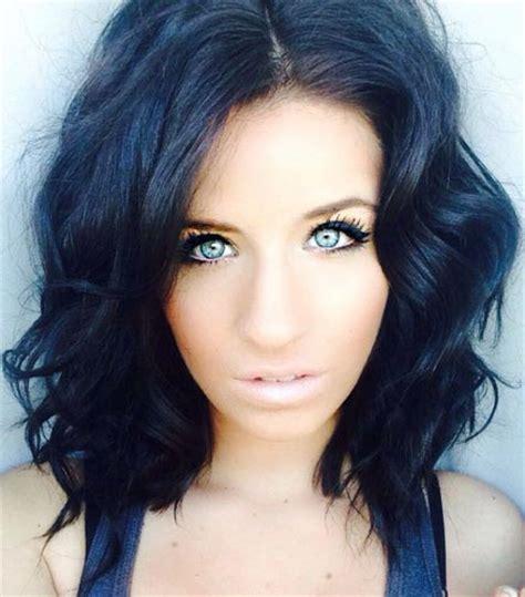 permanent blue hair dye     find